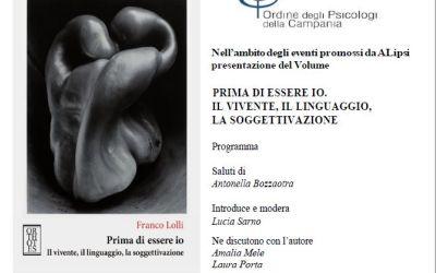 Presentazione Libro Napoli