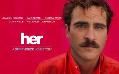 """Recensione del film """"Her"""""""