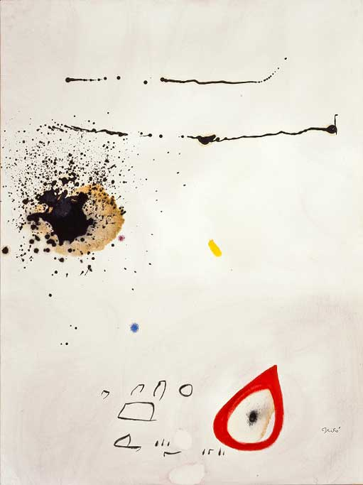 """Mirò, Poesia"", 1974."