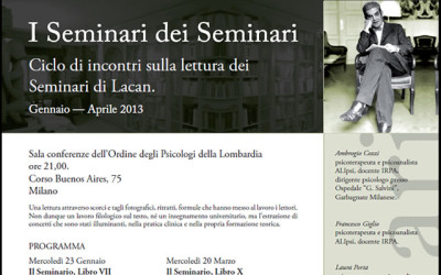 I Seminari dei Seminari 2013