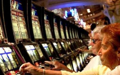 Gioco d'azzardo patologico e slot machines